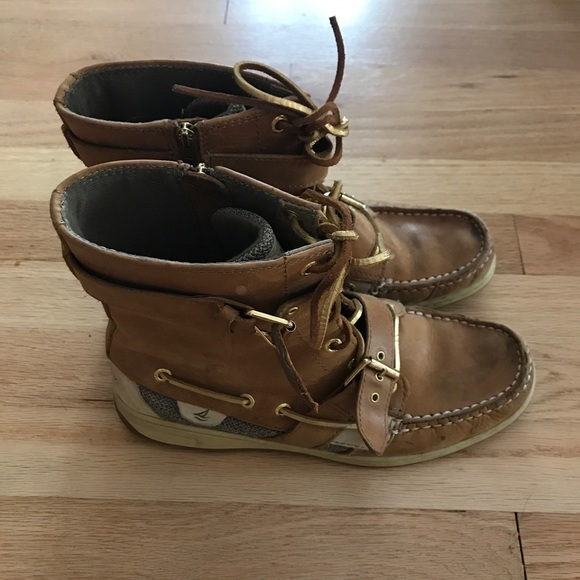 Sperry Shoes | Womens Sperry Leather